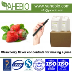 strawberry flavor concentrate for making e juice