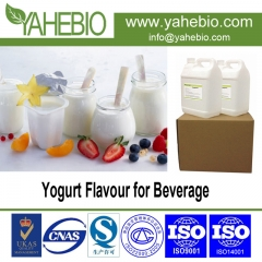 yogurt flavour for beverage
